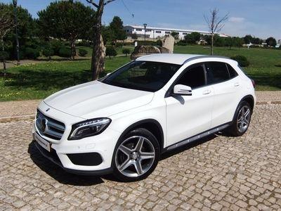 usado Mercedes GLA220 CDI Pack AMG