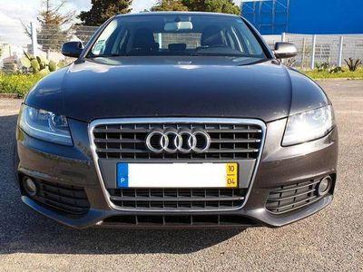 usado Audi A4 2.0 TDI de 136CV