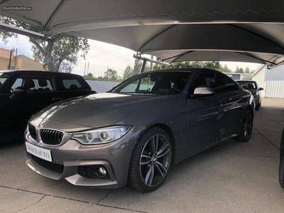 käytetty BMW 420 D M-Sport