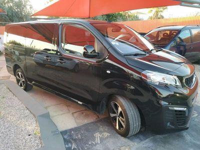 usado Peugeot Traveller Allure