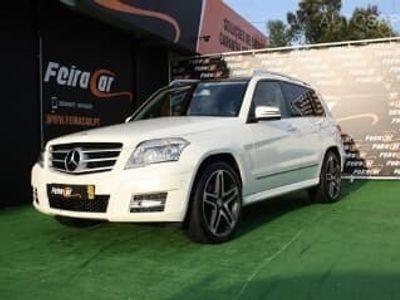 usado Mercedes GLK220 ClasseCDi BE (170cv) (5p)