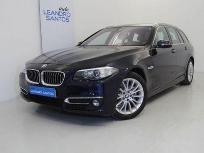usado BMW 520 Serie 5 d Line Luxury Auto