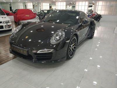 brugt Porsche 911 Carrera 991Turbo S PDK