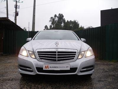 gebraucht Mercedes E250 Classe ECDi Avantgarde BlueEf. (204cv) (4p)