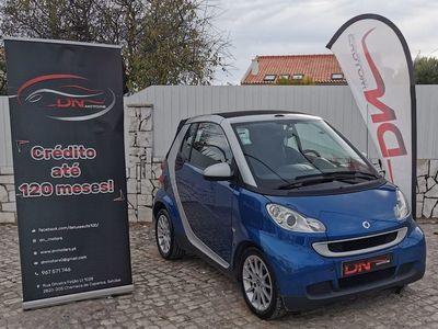 usado Smart ForTwo Cabrio Cabrio