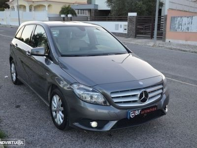 usado Mercedes B180 blueficient