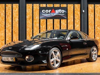 usado Aston Martin DB7 Vantage Coupé V12 GT