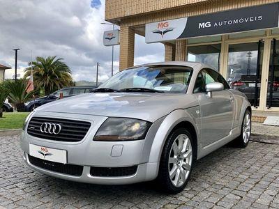usado Audi TT 1.8T Quattro (180cv)