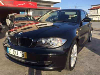 brugt BMW 118 d 143cv Versão Confort Jantes M