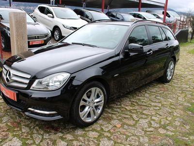 usado Mercedes C220 CDI BLUE EFFICIENCY 170CV