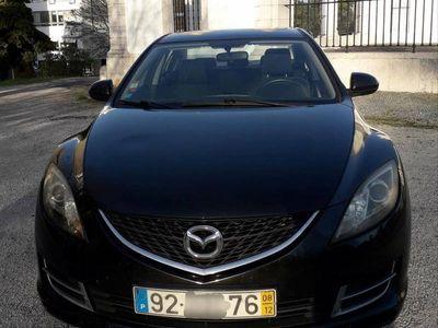 gebraucht Mazda 6 MZR-CD 2.0 SPORT