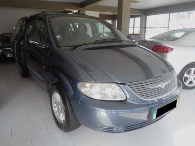 usado Chrysler Voyager ---