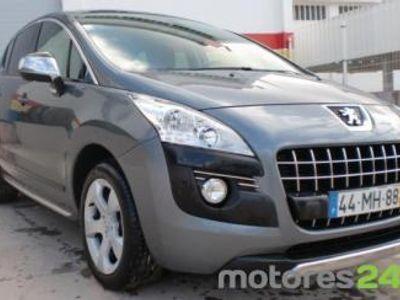 usado Peugeot 3008 Sport 1.6 HDI 112