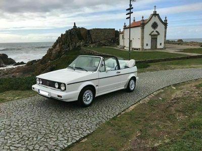 usado VW Golf Cabriolet ---