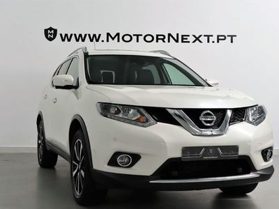 usado Nissan X-Trail Tekna Premium 360º 7L