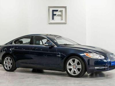 usado Jaguar XF 2.7 D Premium Luxury