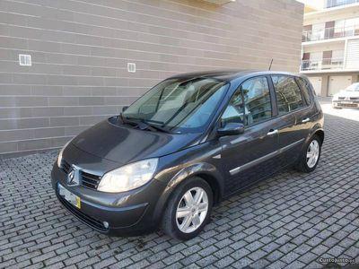 gebraucht Renault Scénic 1.5Dci Privilege AC