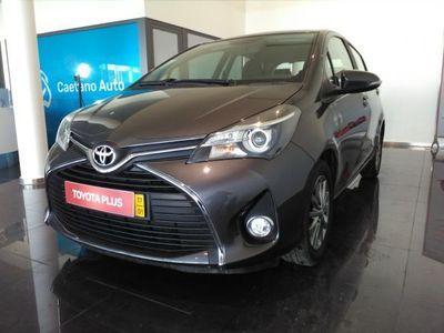 usado Toyota Yaris 1.4D 5P Comfort + Pack Style