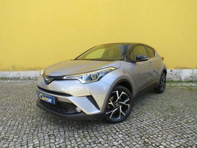 usado Toyota C-HR 1.2 Turbo 2WD Confort Pack Ultimate