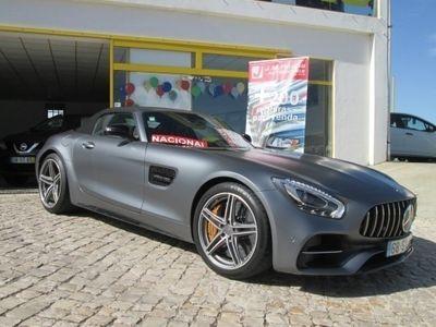 usado Mercedes AMG GT 400 V8 BITURBOCABRIO