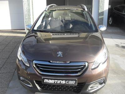 gebraucht Peugeot 2008 BlueHDi Allure