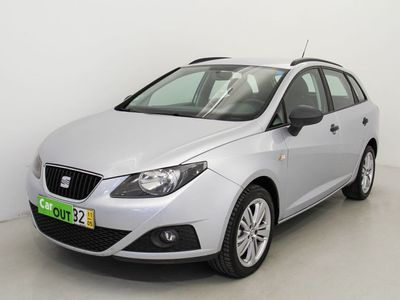brugt Seat Ibiza ST 1.2 TDi Reference