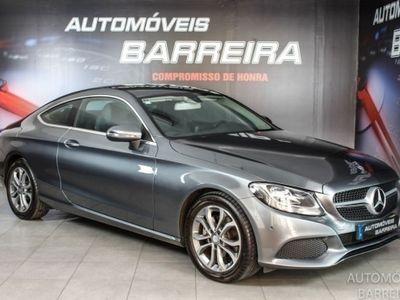 usado Mercedes C220 ClasseCDi BE (170cv) (3p)