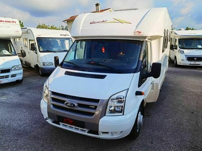 usado Ford Transit Vilamobil 2.4 TCI 140cv