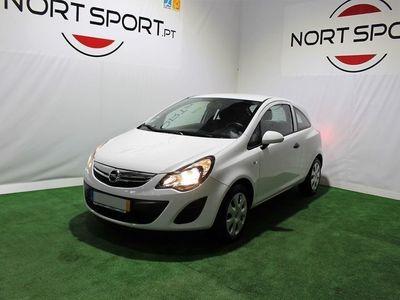 usado Opel Corsa 1.3 CDTI VAN DIESEL