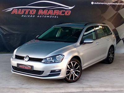 usado VW Golf Variant 1.6Tdi Tredline