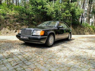 usado Mercedes E300 W124 CE - 1991