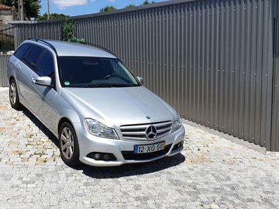brugt Mercedes C220 Blue Efficiency