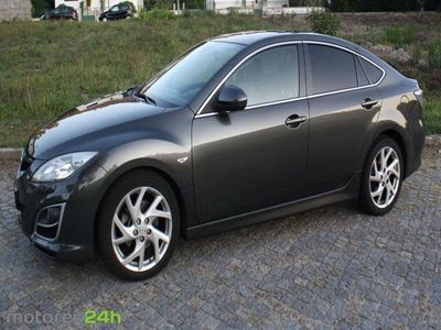 usado Mazda 6 6MZR-CD 2.2 Sport Plus