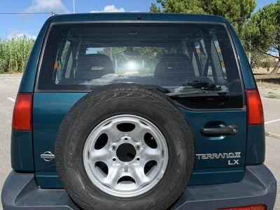 usado Nissan Terrano 2.7TDI 4x4