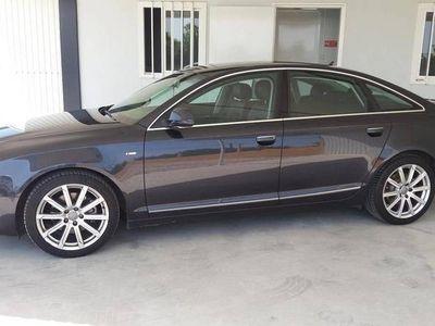usado Audi A6 2.0 TDI SLINE -