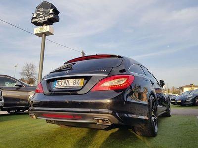 usado Mercedes CLS350 Shooting Brake ClasseCDi BE (265cv) (5p)