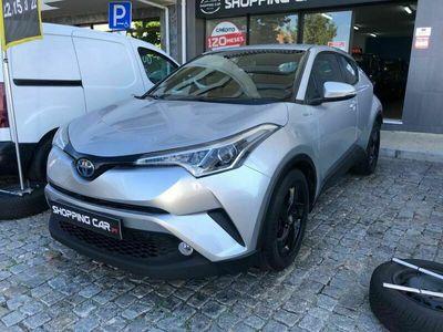 usado Toyota C-HR Business - Híbrido