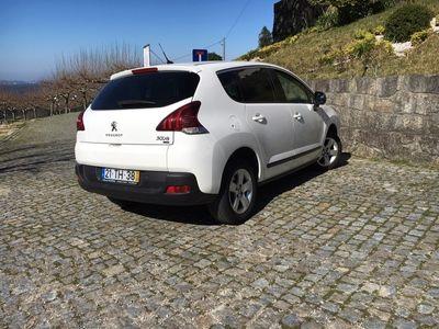 usado Peugeot 3008 1.6 hdi CMP