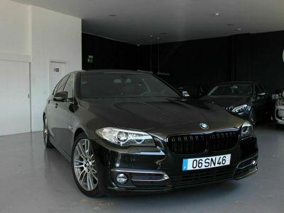 usado BMW 520 Luxury Auto 3 anos garantia