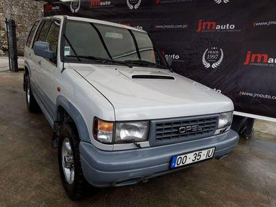 usado Opel Monterey ---