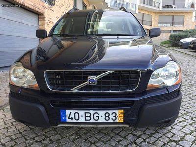 usado Volvo XC90 2.4 D5 185cv 7Lug