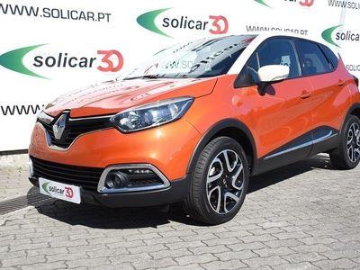 used Renault Captur Diesel 1.5 dCi Energy Exclusive S/S
