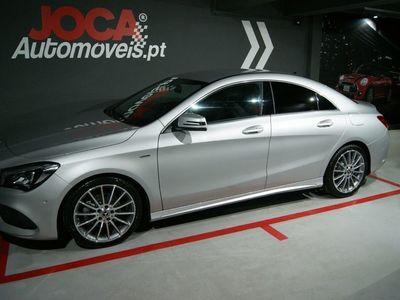 gebraucht Mercedes CLA200 Coupé Urban CX.Aut. /Night Edition / Pack Conforto