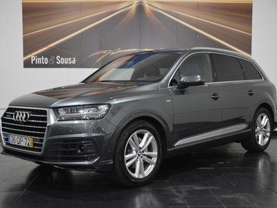 usado Audi Q7 3.0TDI Quattro S-Line