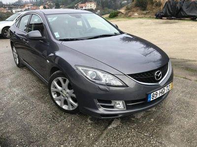 usado Mazda 6 2.2 MZR-CD 185cv