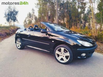 usado Peugeot 206 CC 1.6