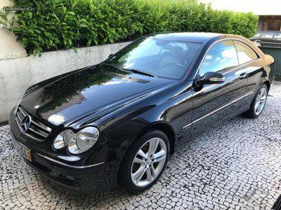 usado Mercedes CLK220 Avantgard