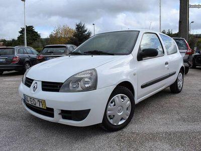usado Renault Clio Van 1.5 Dci AC