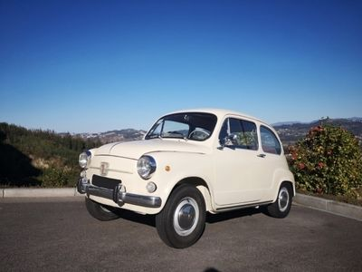 used Fiat 600D - 1971
