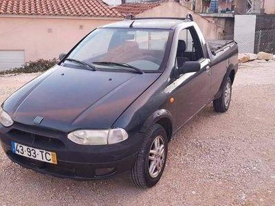 gebraucht Fiat Strada 1.9d